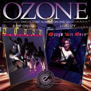 Ozone - Jump On It / Li'l Suzy - CD
