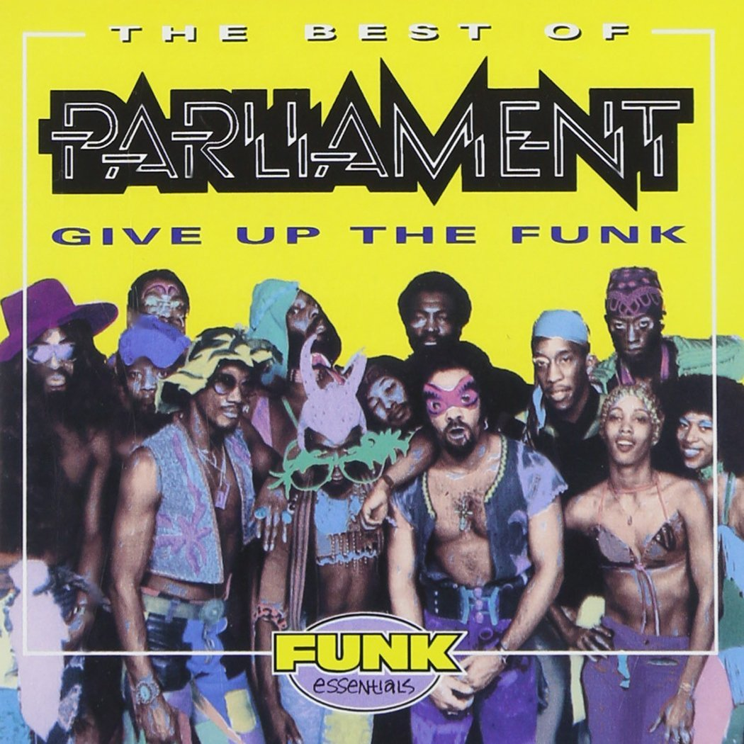 Parliament – Give Up The Funk – The Best Of CD