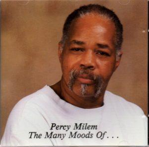 Percy Milem - The Many Moods Of... CD (Black Grape)