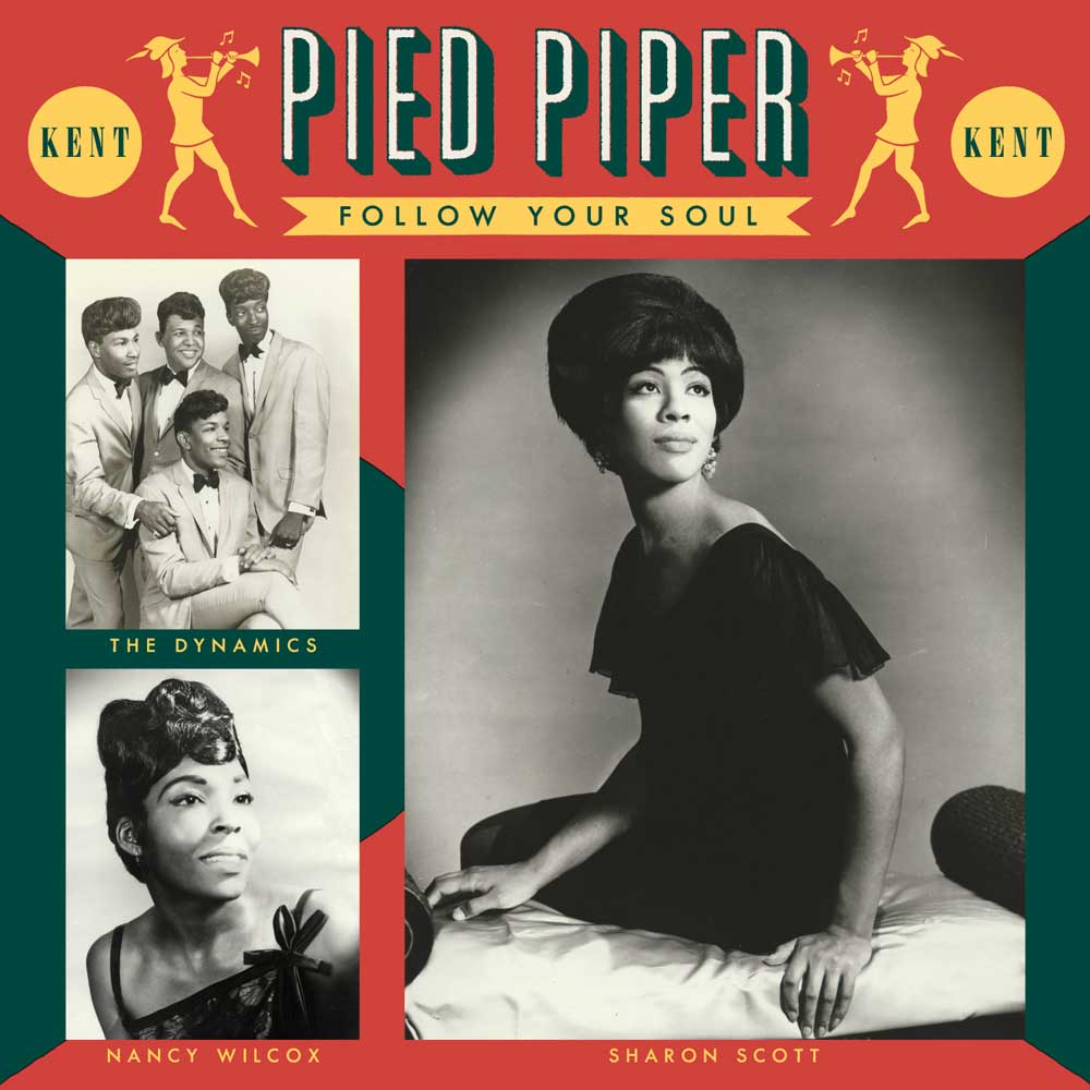 Pied Piper: Follow Your Soul – Various Artists CD (Kent)