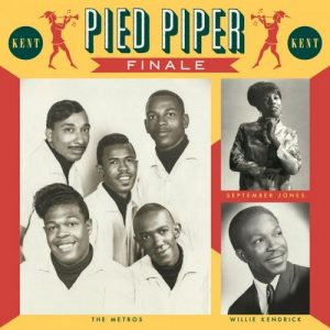 Pied Piper Finale - Various Artists CD (Kent)