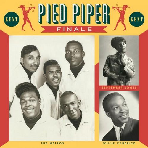 Pied Piper Finale CD