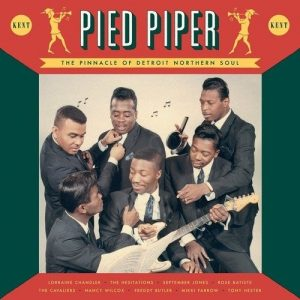 Pied Piper - The Pinnacle Of Detroit Northern Soul - Various Artists LP Vinyl (Pied Piper)