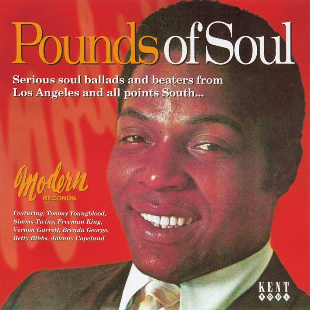 Pounds Of Soul CD