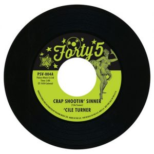 "Crap Shootin' Sinner / Tremblin' 7""-0"