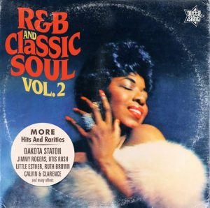 R&B And Classic Soul Volume 2 Lost In Sin CD