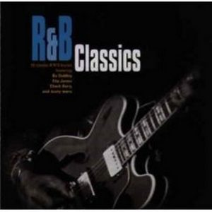 R&B Classics - Various Artists CD (Spectrum)