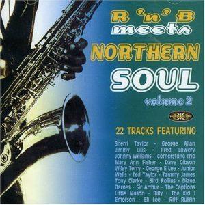 R&B Meets Northern Soul Volume 2 CD (Goldmine Soul Supply)