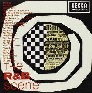R&B Scene CD