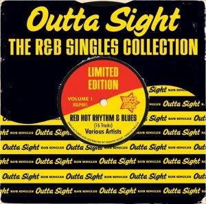 R&B Singles Collection Volume 1 - Various Artists LP Vinyl (Outta Sight)