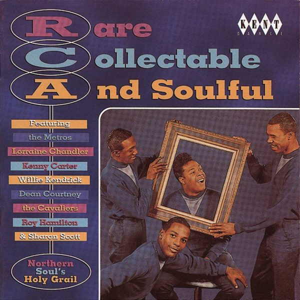 Rare Collectable And Soulful Volume 1 CD Kent