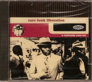 Rare Funk Liberation - Various Artists CD (Goldmine Soul Supply)
