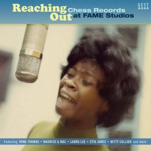 Reaching Out - Chess Records At Fame Studios - Various Artists CD (Kent)
