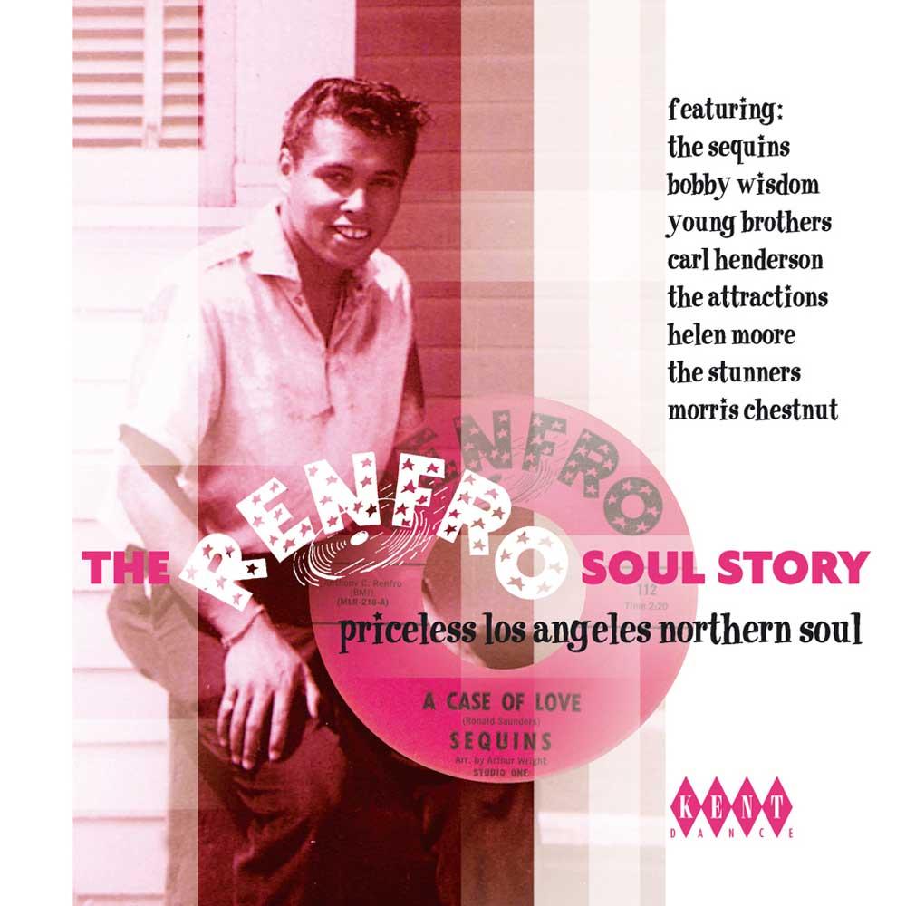 Renfro Soul Story CD