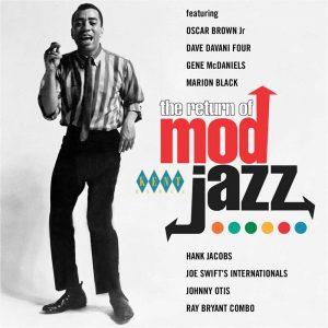 Return Of Mod Jazz - Various Artists CD (Kent)