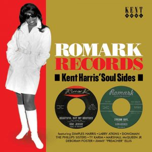 Romark Records - Kent Harris Soul Sides - Various Artists CD (Kent)