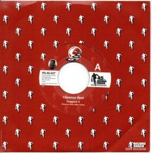 "Clarence Reid - Doggone It / Vicki Anderson - Sound Funky (Instrumental) 45 (Record Shack) 7"" Vinyl"