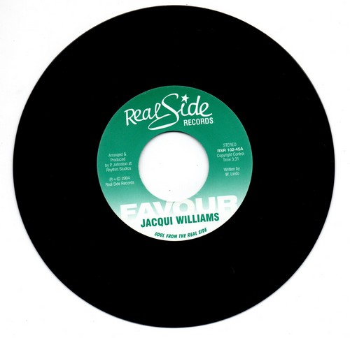 Jacqui Williams - Favour 45