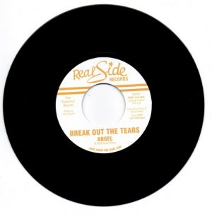 "Break Out The Tears / Soothe You PROMO 7""-0"