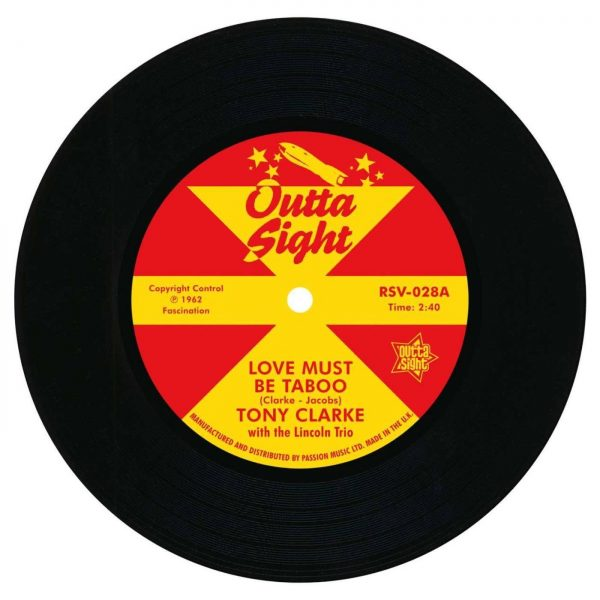 "Love Must Be Taboo / Willie Knows How 7""-0"