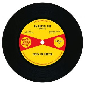 "I'm Cuttin' Out / You Only Want Me When You Need Me 7""-0"