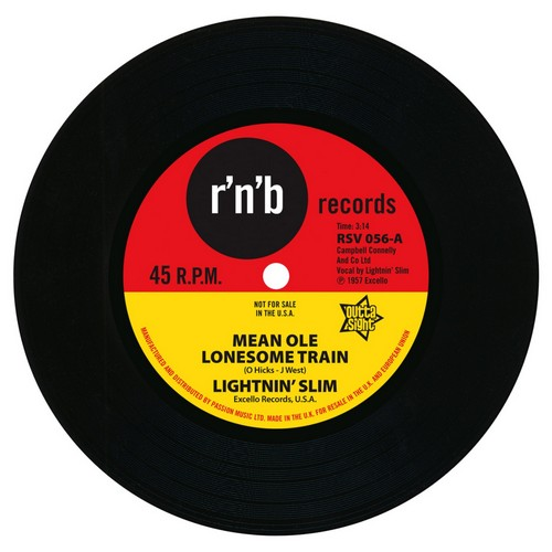 "Mean Ole Lonesome Train / Have Your Way 7""-0"