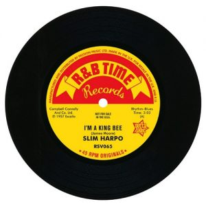 Slim Harpo - I'm A King Bee / I Got Love If You Want It 45