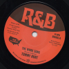 Tommy Hunt - The Work Song / Oscar Brown Jr - Work Song 45