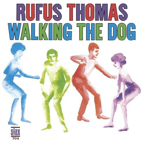 Rufus Thomas - Walking The Dog LP