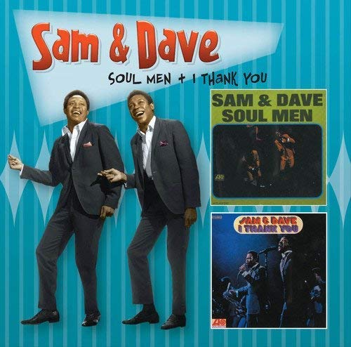 Sam & Dave - Soul Men & I Thank You… Plus 2x CD