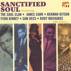 Sanctified Soul - Various Artists CD (Kent)