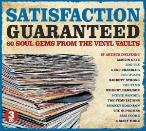 Satisfaction Guaranteed - 60 Soul Gems From The Vinyl Vaults 3X CD