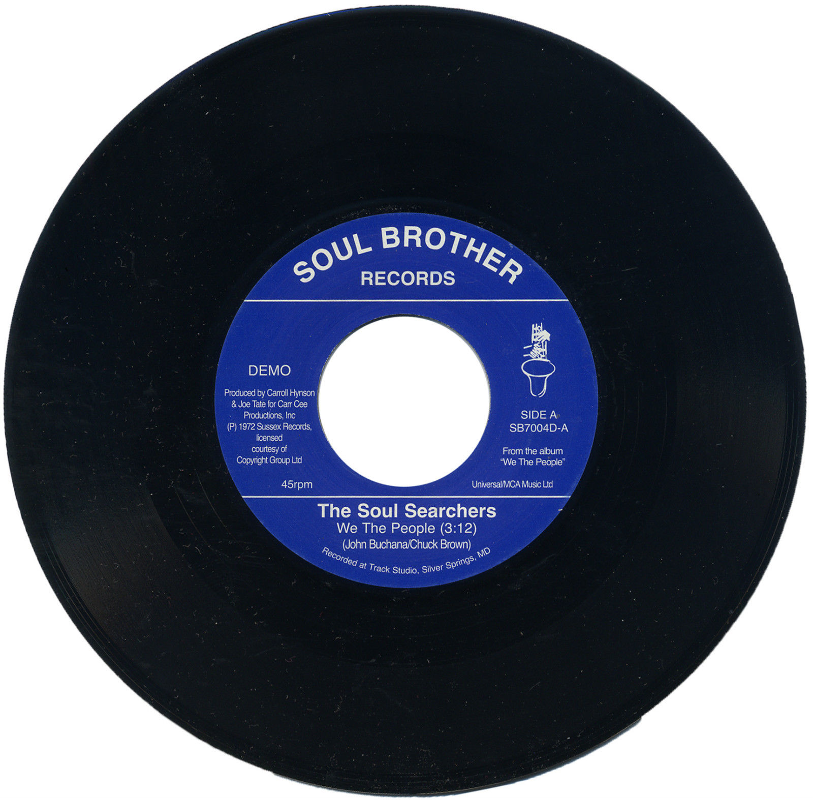 We The People / Think 7″-0