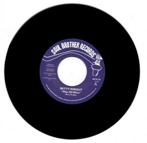 Betty Wright - Man Of Mine / Smother Me With Your Love 45