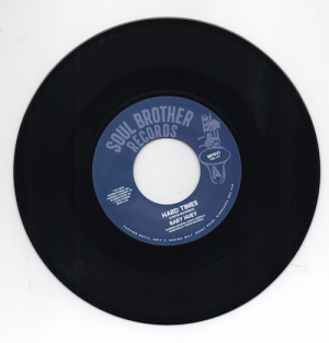 """BBaby Huey - Hard Times / Listen To Me 45 (Soul Brother) 7"""" Vinyl"""