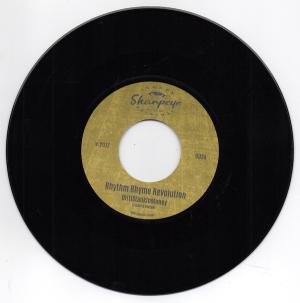 Rhythm Rhyme Revolution - Dirtistankinmoney / Dirtistankinmoney (Version) 45