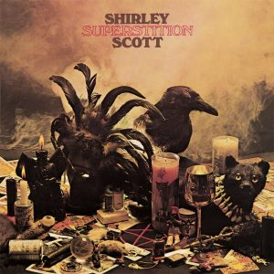 Shirley Scott - Superstition CD