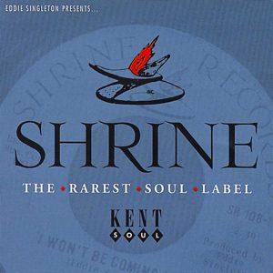 Shrine: The Rarest Soul Label Volume 1 CD