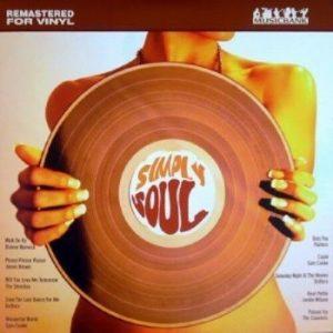 Simply Soul - Various Artists LP