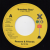 Roscoe & Friends - Broadway Sissy / Tojo - Broken Hearted Lover 45
