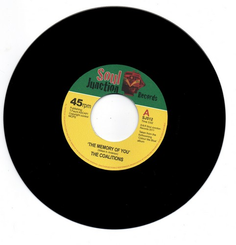 The Coalitions -The Memory Of You / On The Block 45
