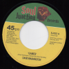 David Washington - Games / Ready For Your Love 45