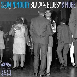 Slow 'n' Moody, Black & Bluesy & More CD