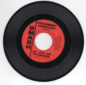 Jay And The Techniques - Strawberry Shortcake / Still (In Love With You) 45