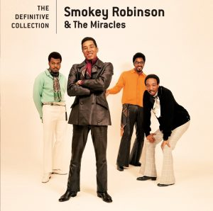 Smokey Robinson & The Miracles - The Definitive Collection CD