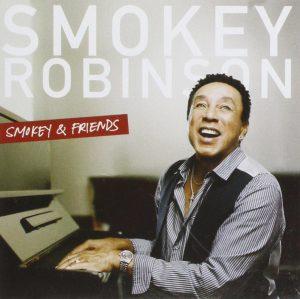 Smokey Robinson - Smokey & Friends CD