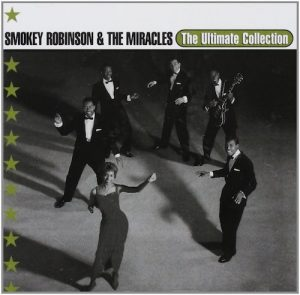 Smokey Robinson & The Miracles - The Ultimate Collection CD (Motown)