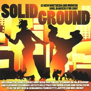 Solid Ground 23 New Northern & Modern Soul Dancers CD