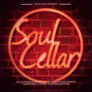 Soul Cellar - Peter Young Presents - Various Artists 2X CD (Expansion)