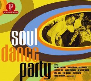 Soul Dance Party - Various Artists 3x CD (Big3)